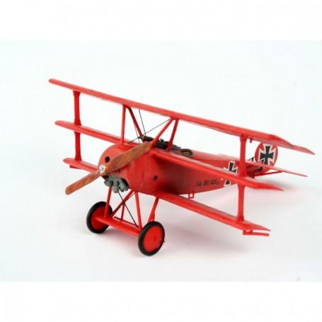 REVELL 1/72 AIRCRAFT FOKKER DR. 1 TRIPLANE 04116