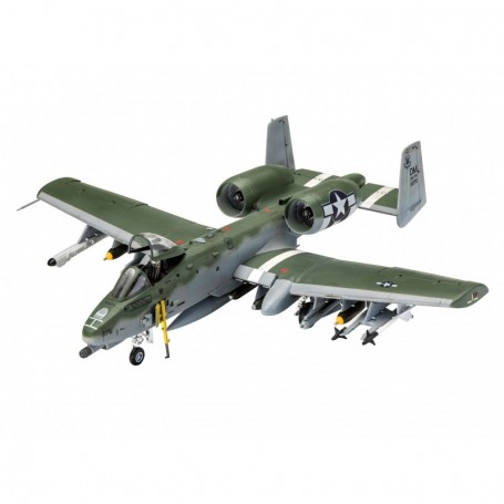 REVELL 1/72 AIRCRAFT A-10 C THUNDERBOLT II 03857