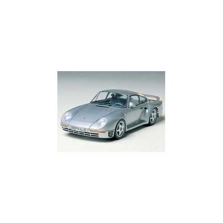 Kit Carro 1/24 Porsche Tamiya 24065