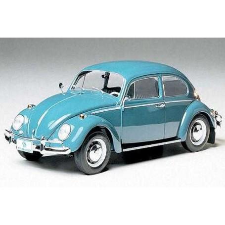 Kit tamiya Carro 1/24 VolksWagen Beetle 1300 1966 24136