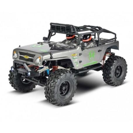 Carro 1:10 Electric Mountain Warrior 100% RTR 2,4G Carson