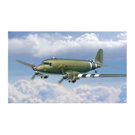 Kit Avião 1/72 Italeri Dakota MK.III.