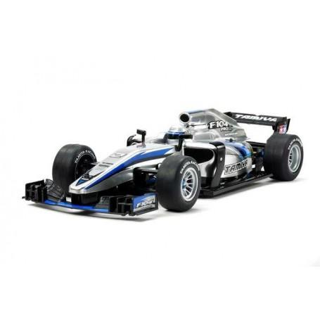 CAR RC FORMULA 1 F104 PRO II W/BODY