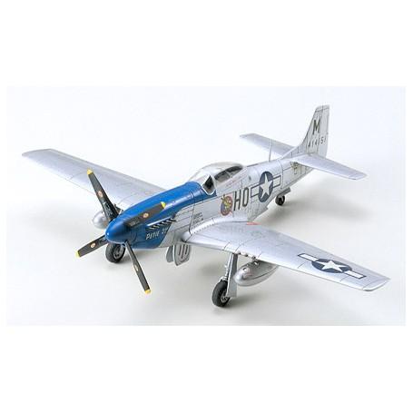 Tamiya 1/72 North American P-51d Mustang 60749