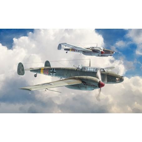 Italeri 1/48 Messerschmitt Bf 110C/D 2794