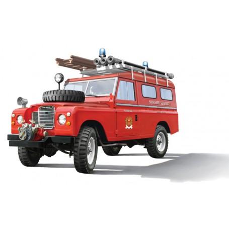 Italeri 1:24 Land Rover Series III 109 Fire Truck