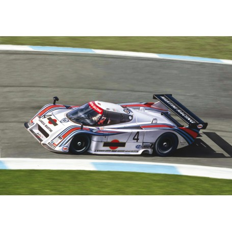 Italeri 1/24 Lancia LC2 Martini Model Kit 3641