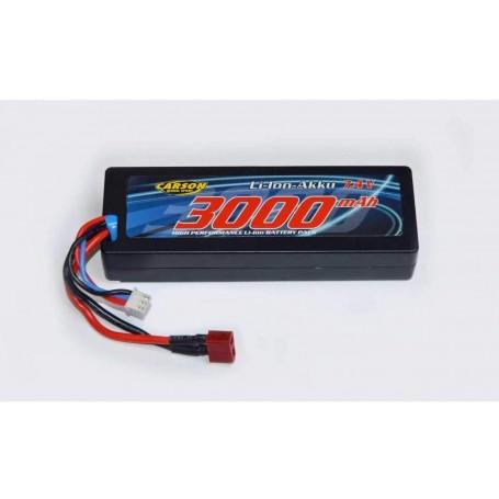 Carson Li-ion Battery 7.4 V, 3000 mAh, D PLUG 500608157