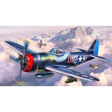Revell 1/72 Aircraft P-47M Thunderbolt 03984