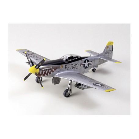 TAMIYA KIT 1/72 AIRCRAFT F-51D MUSTANG NORTH AMERICAN 60754
