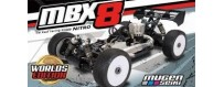 Spares for Mugen MBX8WE Nitro 1/8 Off Road