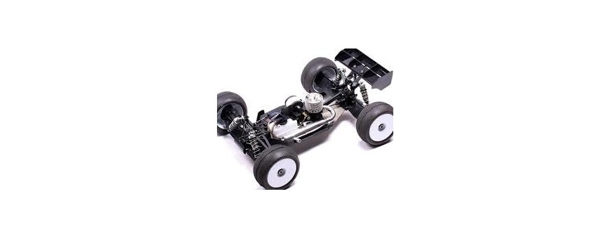 Spares for Mugen MBX8T Nitro 1/8 Truggy Off Road