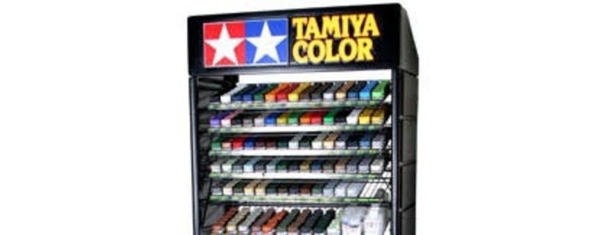Tintas Acrílica para Plastimodelismo Várias Cores Tamiya.