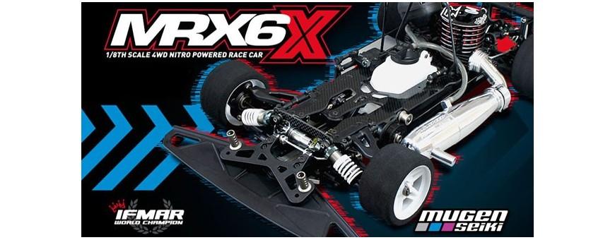 PEÇAS MUGEN MRX6-X