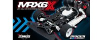 Spares for Mugen MRX6-X Nitro 1/8  On Road