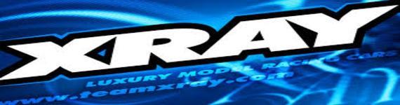 XRAY RACING MODEL CARS