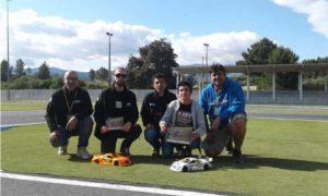 campeonato nacional 1/10 200mm em Vila Real